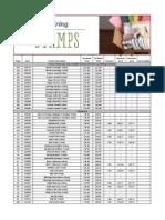 Retiring Stamps 2013-14