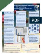 Disease Portfolio Poster
