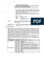 Laporan SPPD Bimtek Penilaian LPSE Mei 2014