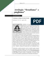 "Astrologia ""freudiana"" e""junghiana"" di André Barbault"
