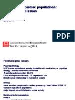 Cardiac Diesease,A Psychological Approach