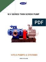 V-flo Screw Pump