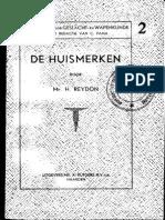 H. Reydon - De huismerken