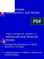 Heart Diesease Hypertension Stroke