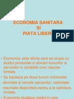 ECONOMIA SANITARA