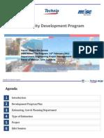 Capability Development Program - Shahril