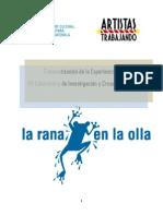 Vc Sistematizacion La Rana en La Olla