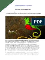 Ubuntu 12.10 ESP x86