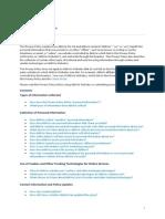 abbvie - anz privacy policy - 31 march 2014
