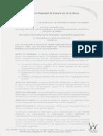 Santa Cruz, 010.2013 Ley de Adquisicion Equipos Medicos y Establecimientos 1º y º Nivel