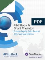 Grant Thornton PE Exits Report 2012