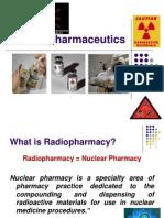 Radio Pharmaceutics