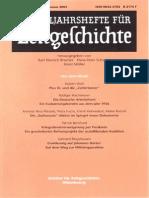 Vierteljahreshefte für Zeitgeschichte_2005_1