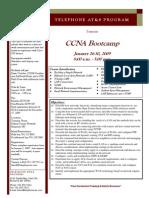 At&S CCNA Brochure