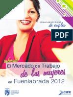 Informe Mercado Trabajo Mujeres Fuenlabrada 2012