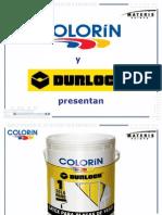 Colorin - Durlock - Pinturas Latex para placas de yeso