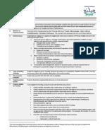 Term Sheet - Health for DFID Challenge Fund