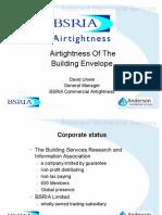 Dublin Airtightness Presentation