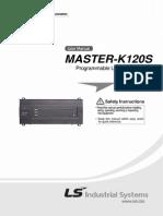 Manual MASTER-K120S English V1.4 130120