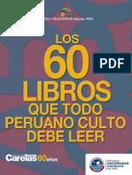L - 60 Libros Que Todo Peruano Culto Debe Leer