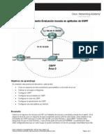 ERouting SBA OSPF-baremada