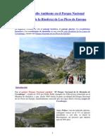 Día Del Medio Ambiente en El Parque Nacional de los Picos de Europa