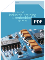 Industrial Training Brochure