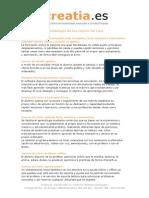 Metodología de los Cursos On-Line en Icreatia.es
