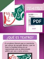 Teatro Ramirez Chauca. 3ero c 20