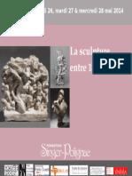Marie Gevaert-Dekaeke - Le choix de l'intime en sculpture entre 1850 et 1880