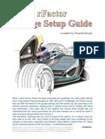 Rfactor f1 Setup Guide