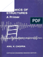 Dynamics of Structures-chopra