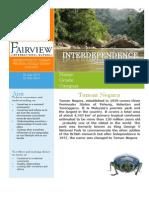 Expedition Booklet Taman Negara. Modified Penang