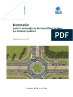 Normativ Intersectii 600 2010