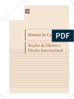 Manual NocoesDeDireitoInternacional