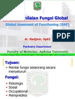 Nadjmir-Teori Penilaian Fungsi [GAF]
