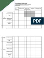 Rencana Self Assessment Klasifikasi Rs Dan Akreditasi Rs