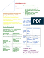 revision guide summer axams