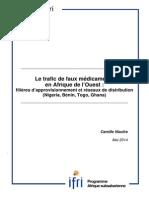 Le trafic de faux médicaments en Afrique de l'Ouest