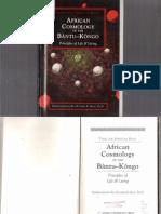 African Cosmology of the Bantu-Kongo - Principles of Life & Living