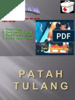 PATAH TULANG