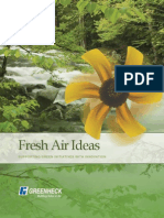Greenheck Green Brochure