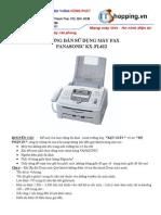 May Fax Panasonic KX-FL612