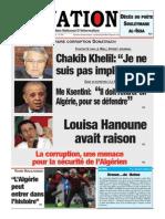 La Nation Edition n 121