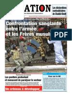 La Nation Edition n 122