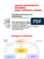 Energia Ambiente y Diseño