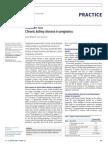 Chronic Kidney Disease in Pregnancy