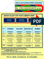 Aipma Job-fair Season 2014 ...E-brochure