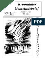 151 GEMBRIEF