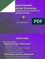 Motivational Workshop